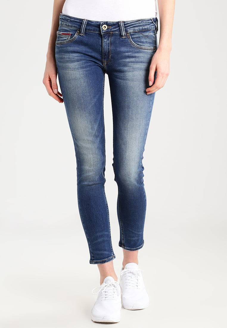7/8 Jeans for women hilfiger denim low rise skinny sophie 7/8 - jeans fit blue women  clothing,tommy hilfiger for RLZOQDO