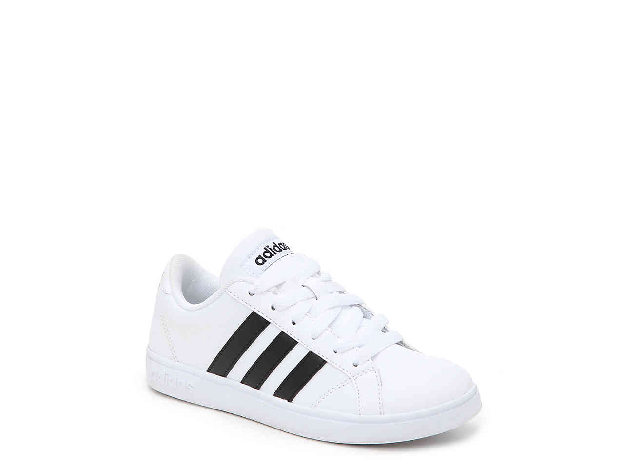 ADIDAS SHOES baseline toddler u0026 youth sneaker GBFFBUE