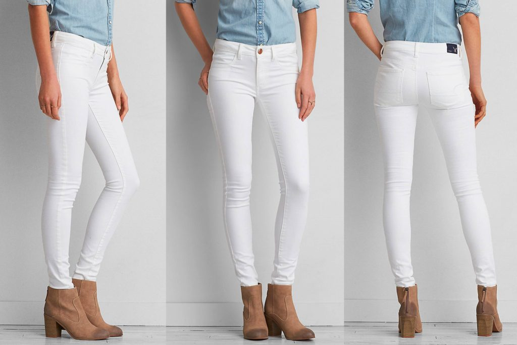 best white jeans for everyone DNIEBUD