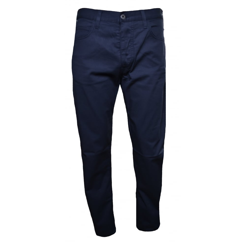 BLUE CHINOS armani jeans menu0026#039;s j21 regular fit navy blue chinos OYUTYTP