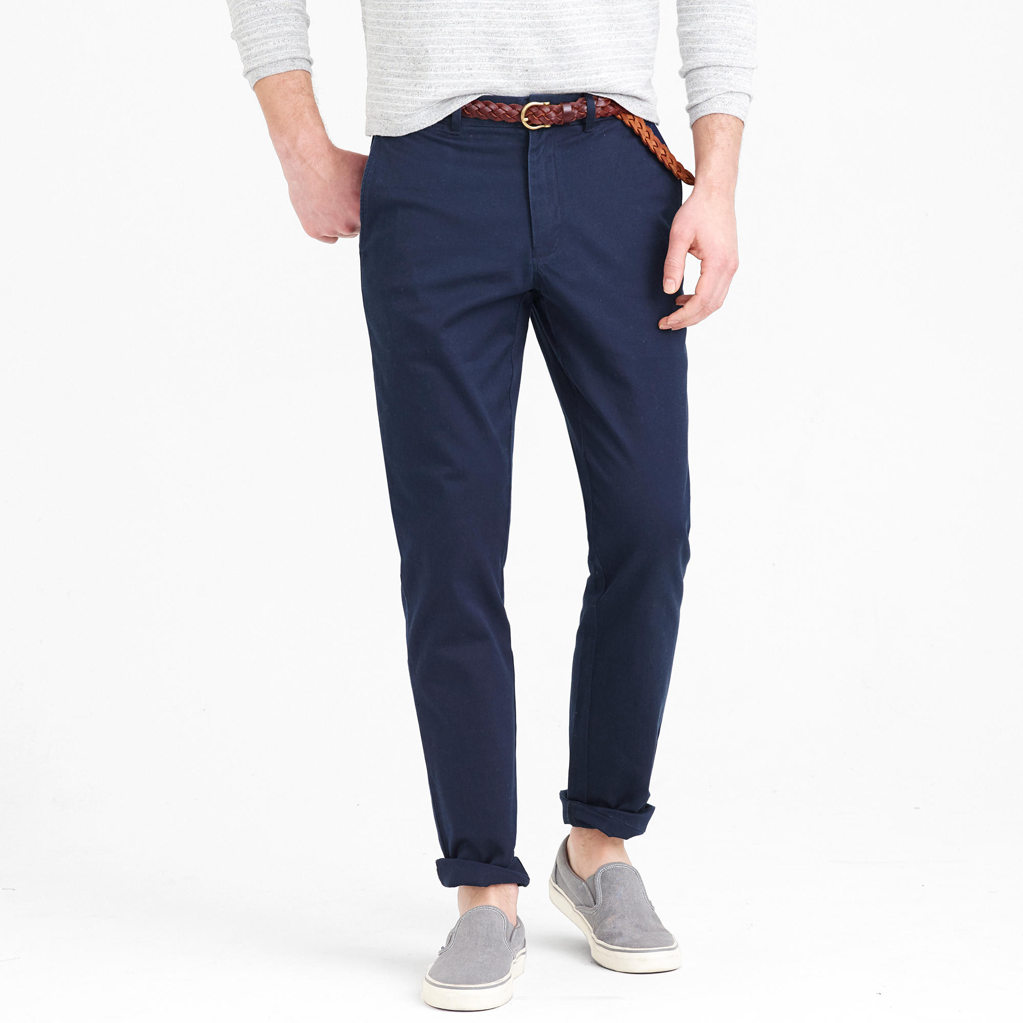 BLUE CHINOS navy blue chino AVCQMWG