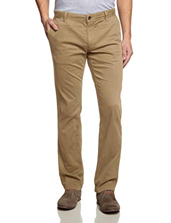 BOSS CASUAL Orange CHINOS hugo boss boss orange regular fit soft feel stretch chino 50248963  schino-regular1-d URVIYUY