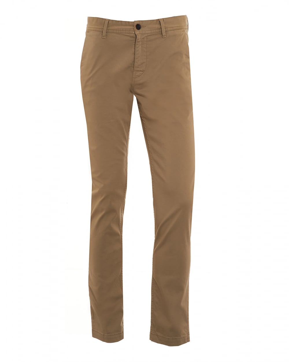 BOSS trousers mens schino-slim1-d chino, beige slim fit trouser OWEKPMW