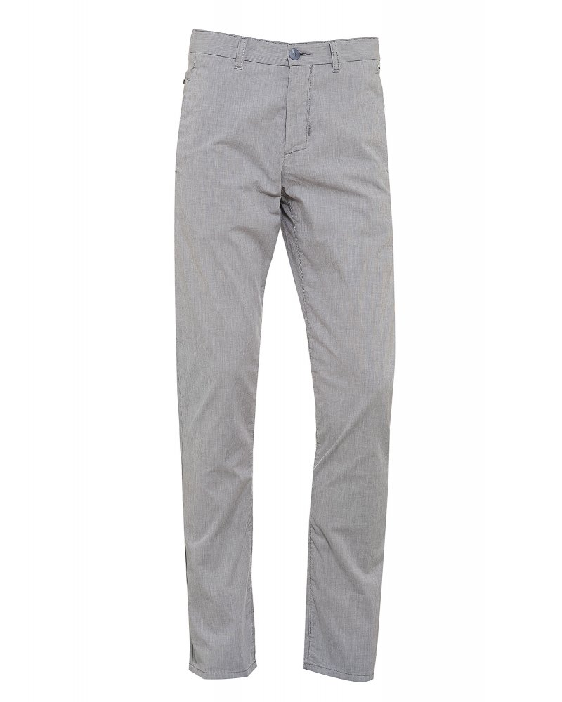BOSS trousers trousers, grey stripe slim fit u0026#039 ... CDKIWUV