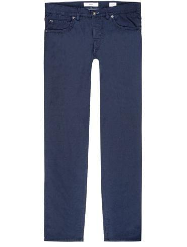 BRAX MENS TROUSERS brax cadiz | navy straight leg trousers XWEDOQT