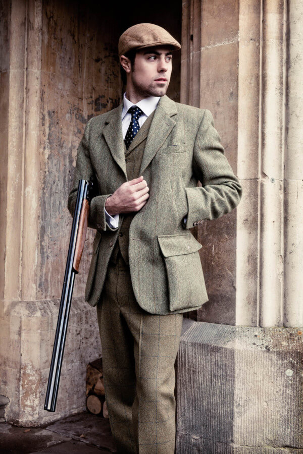 British country clothes