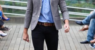 Business Casual Fashion for Men chinos are acceptable making this a great business casual outfit NSXGXHE