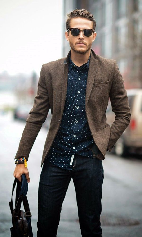 Business Casual Fashion for Men like what you wear, and wear what you like. vintage styles tell us how WQWAGMH