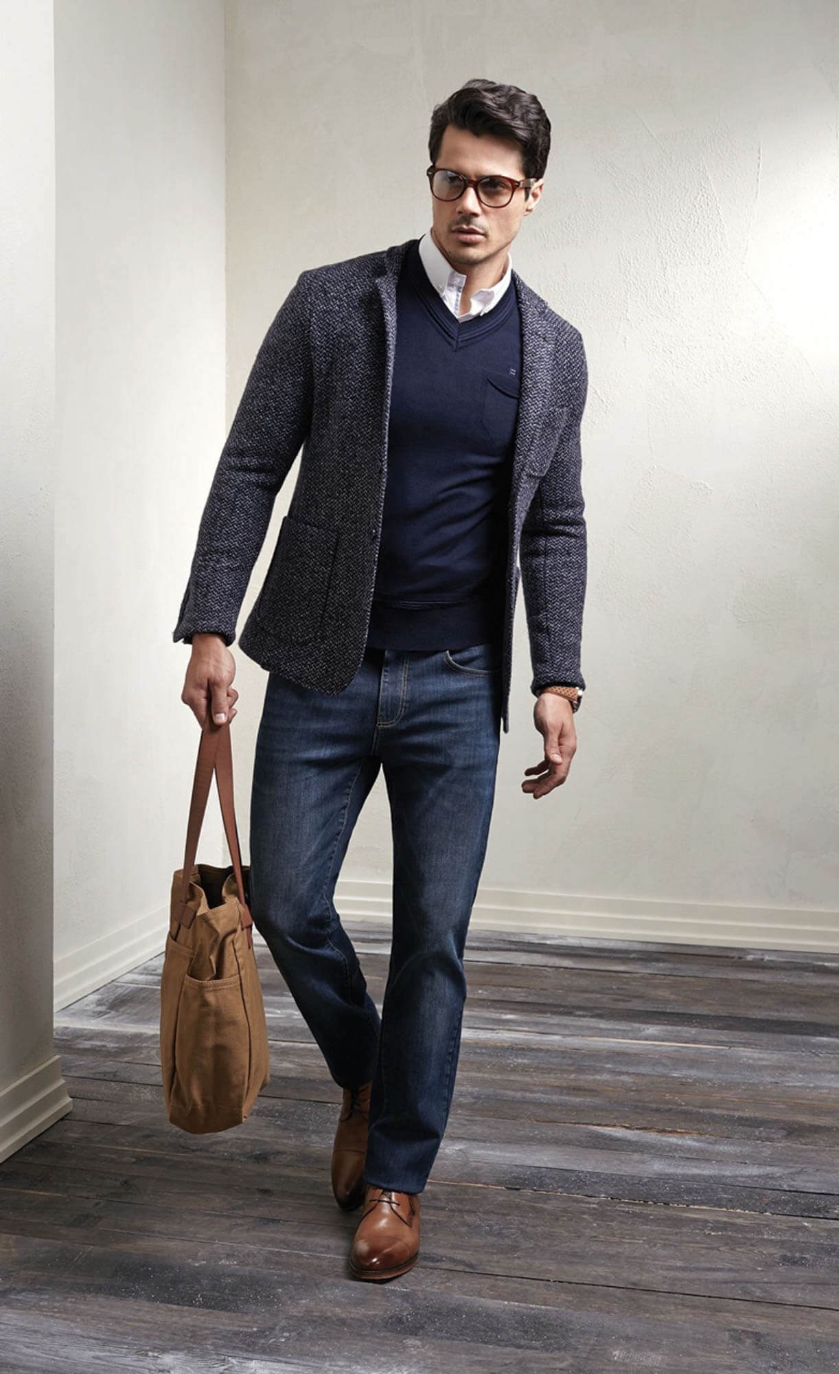 Business Casual Fashion for Men this is too casual for business casual unless you work in a young tech IVBHDUN