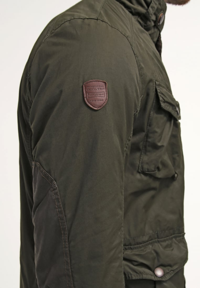 Camel Active Winter Jackets ... camel active light jacket - dark green men lightweight jackets,camel  active sale IMVNFKR