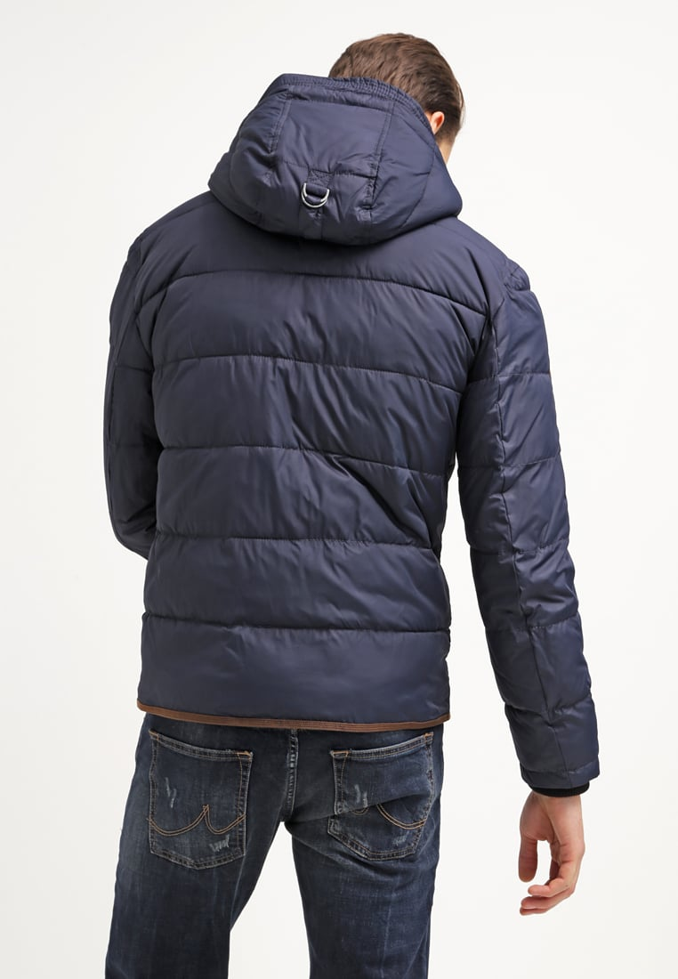Camel Active Winter Jackets camel active winter jacket - dark blue men winter jackets RNZLYTH