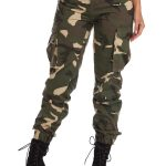 Camouflage Pants – Combine pants with camouflage pattern correctly