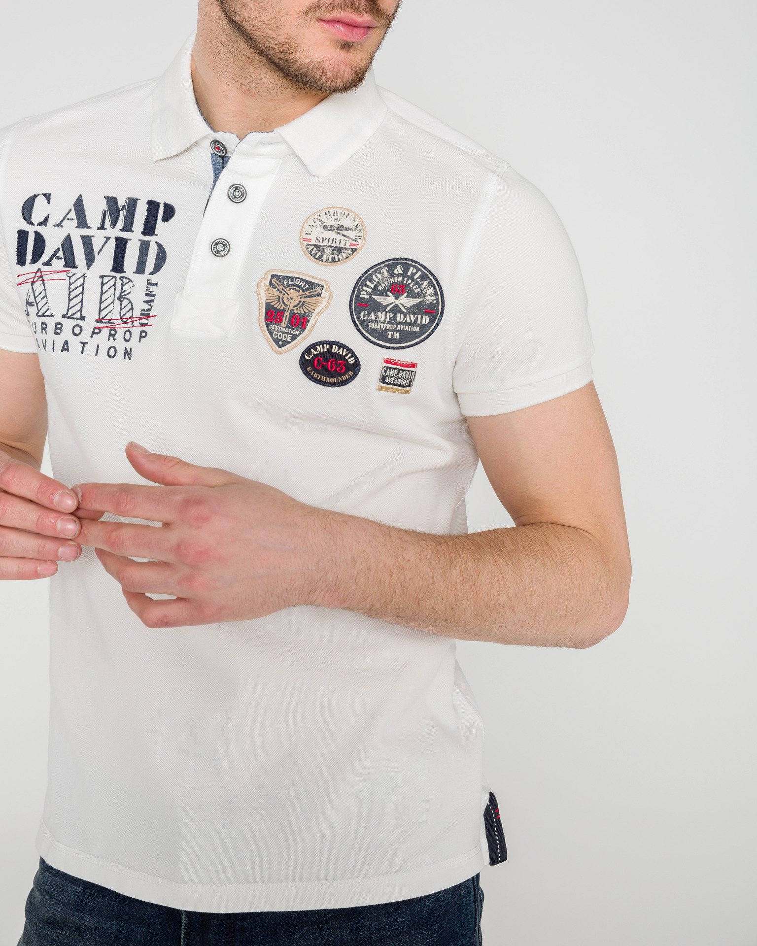CAMP DAVID POLO SHİRTS ... camp david polo shirt ... UDBPJYW