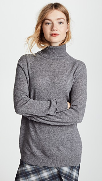 Cashmere sweater equipment oscar turtleneck cashmere sweater ... XGNYMRR