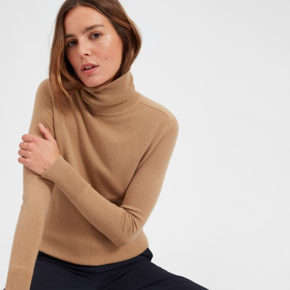 Cashmere turtleneck the cashmere turtleneck - everlane HQANZUK