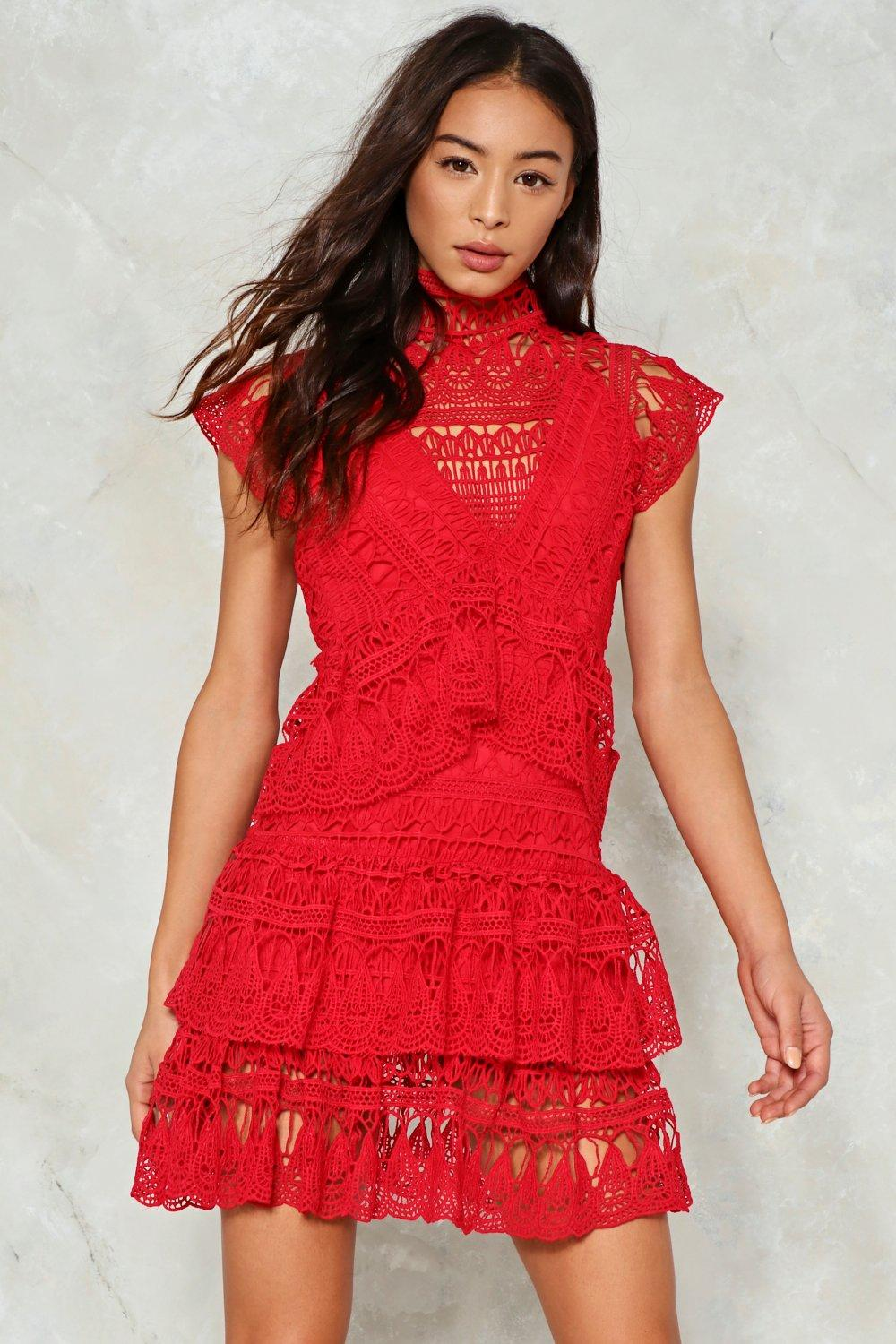 Crochet Lace dress lolita crochet lace dress RZJYPDU