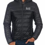 EA7 EMPORIO ARMANI Jackets – Sporty-elegant fashion for the whole year