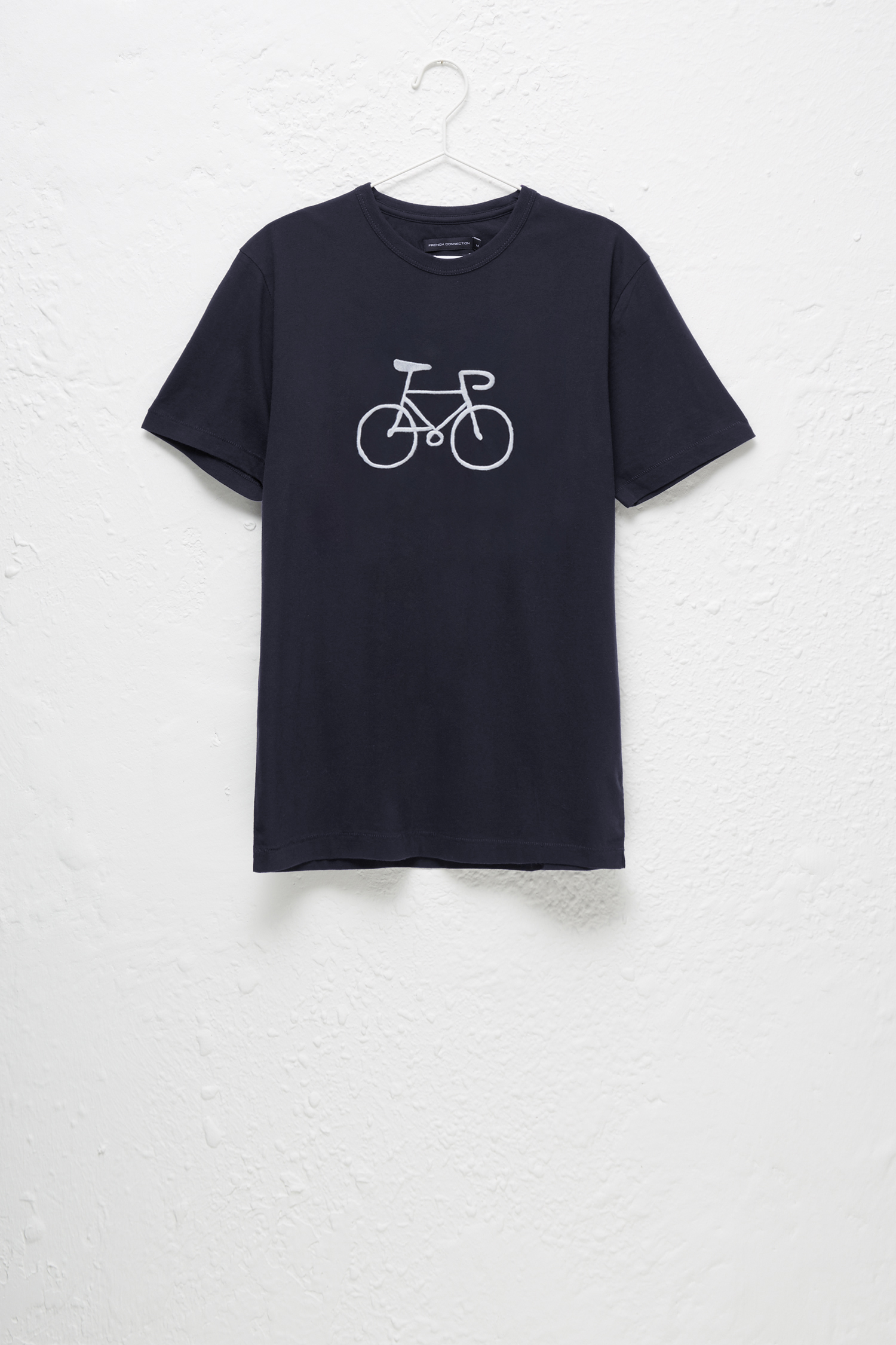 Embroidered t shirts ... bike embroidered t-shirt. loading images. FYVXEFB