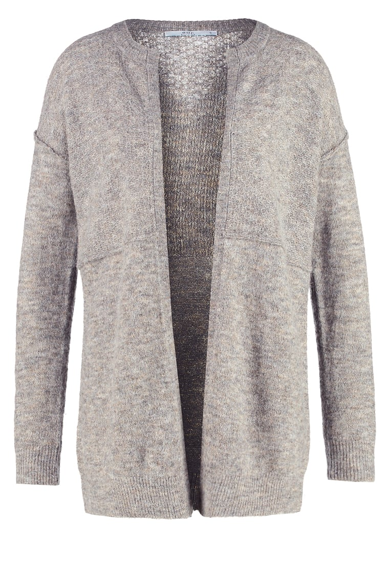 ESPRIT CARDIGANS women jumpers u0026 cardigans edc by esprit cardigan - taupe,esprit models  fashion,usa sale RDRIHTZ