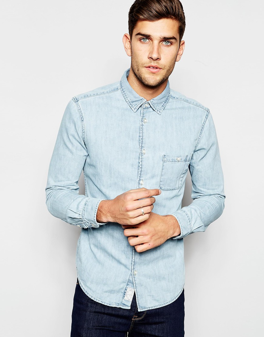 ESPRIT MENS SHIRTS – Stylish patterns and colors