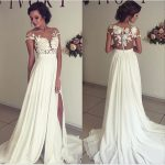 Evening dresses for the wedding