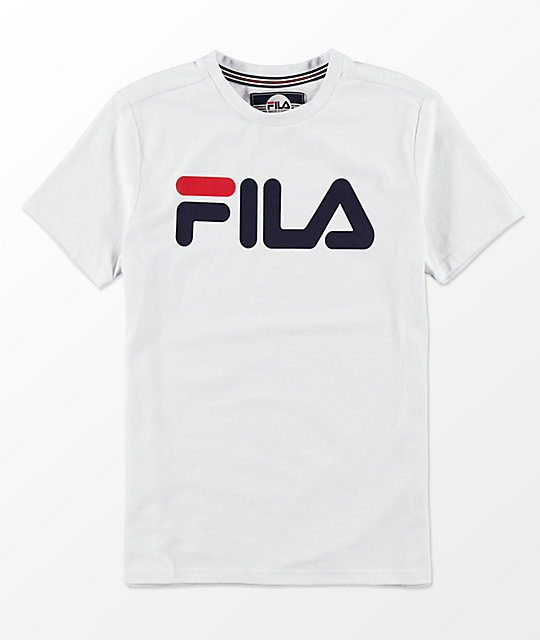 Fila T-shirts – classic and modern design
