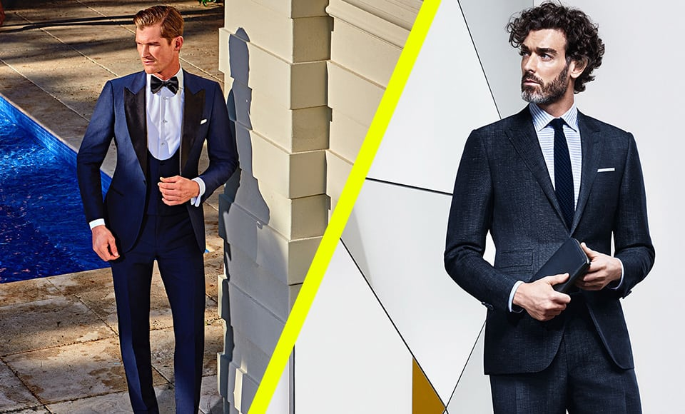 Formal Men's Clothing itu0027s time every man learned the difference between formal u0026 semi formal YXNMJXL