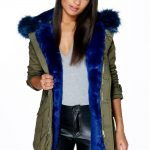 Fur trim parkas for him & her