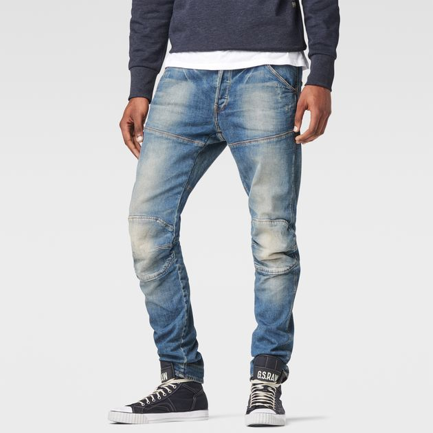 8be922fdd24 G-Star 5620 Jeans – Hip and comfortable looks with the 5620 from G ...