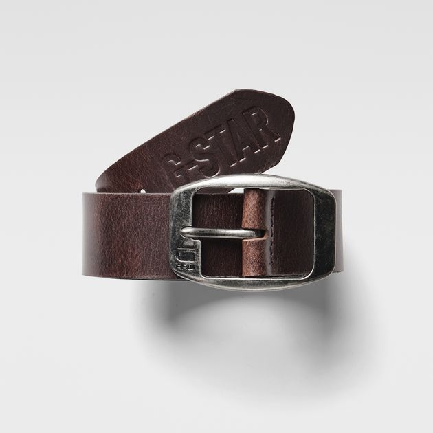 G-Star belt – the accessories for the individual leisure look