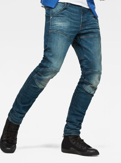 G-STAR RAW MEN'S JEANS 5620 g-star elwood 3d slim jeans IPEPNVN