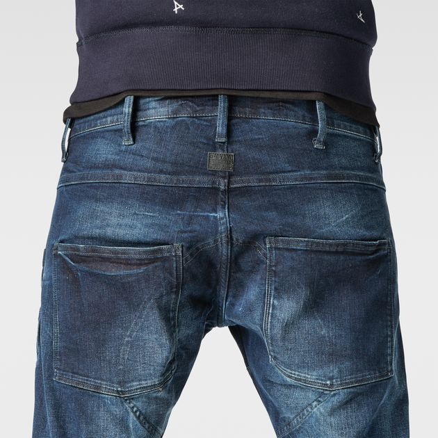 G-STAR RAW MEN'S JEANS 5620 g-star elwood 3d super slim jeans | dk aged | g-star raw® FNXLPVZ