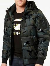 G-Star Winter Jackets g-star raw camouflage hooded parka winter army jacket puffer down bomber  coat XNTDUHZ
