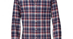 GANT SHIRTS seersucker checked shirt SGYRQQT