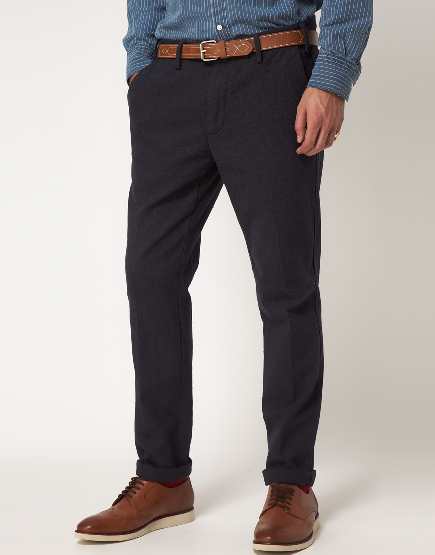 GANT TROUSERS gallery TDKCVES