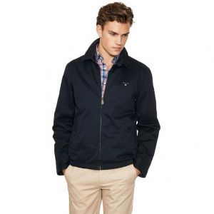 Gant Winter Jackets gant the windcheater navy jacket £150 with free uk delivery #gant #mens  #fashion LNZNSAU