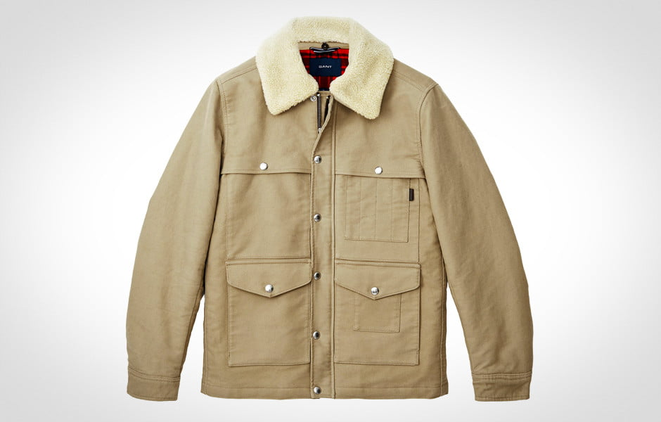 Gant Winter Jackets manuals top 5 winter coats barn jacket by gant DIESXRQ