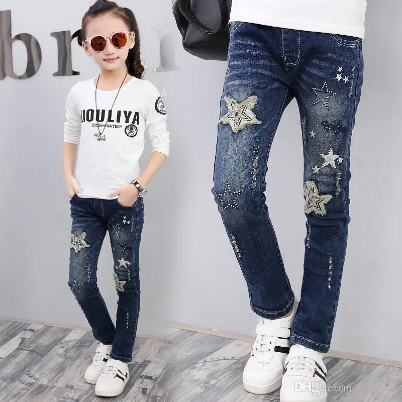 Girls Kids Jeans – For every occasion the right girl jeans