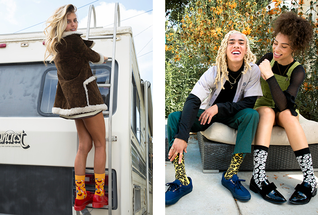Happy Socks Fashion happy socks is a swedish brand that has conquered the accessories market  with UHSQZTX