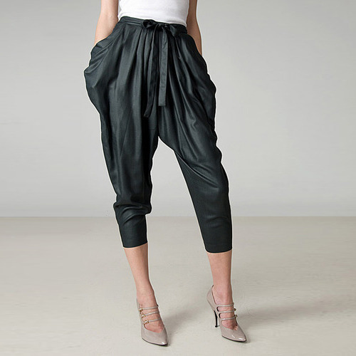 Comfortable and casual – Harem pants for a relaxed look