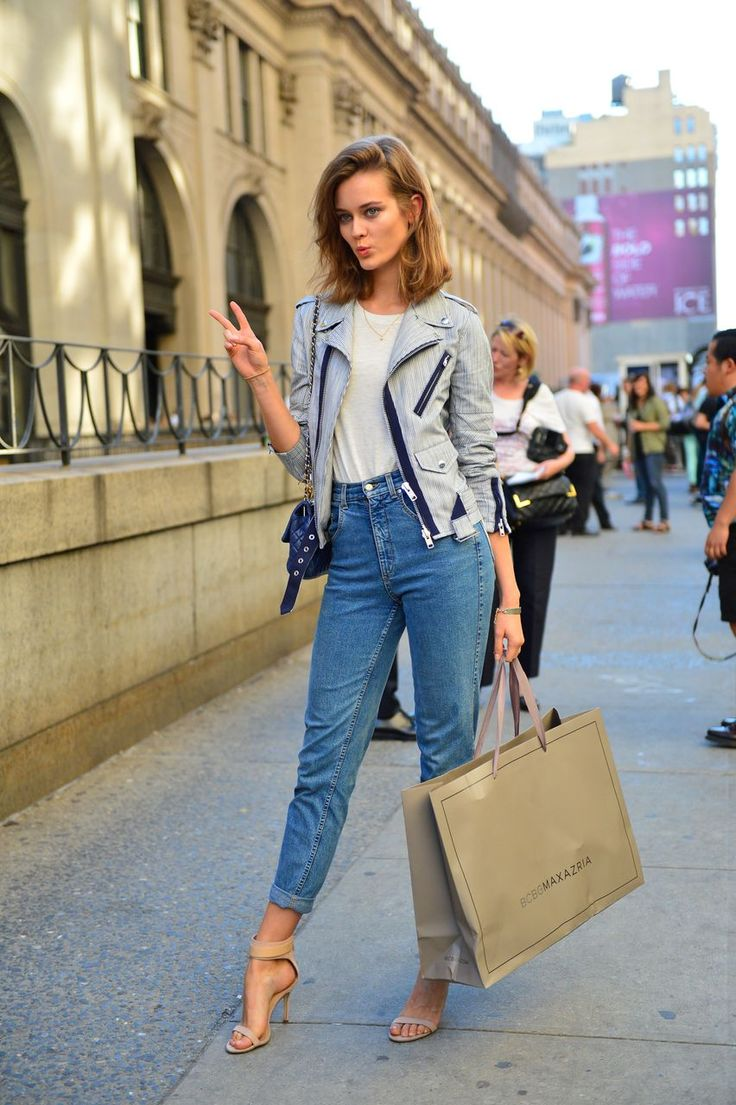 high waist jeans style high waisted jeans style looks (3) UDVCTXP