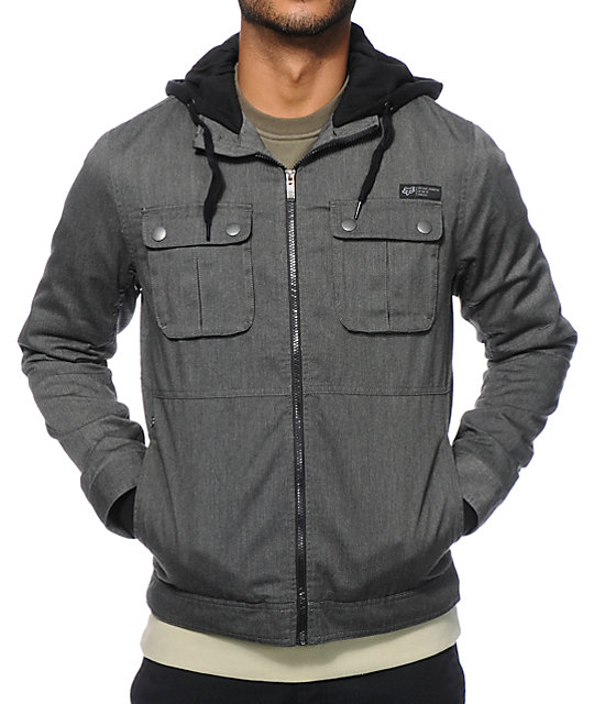 Cool looks for every occasion with hooded jackets