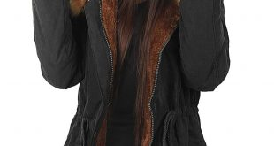 Hooded Parkas amazon.com: ilovesia womens hooded warm coats parkas with faux fur jackets:  clothing FXGFTLW