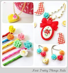 Kids Accessories love this kid accessories handmade from nest pretty things kids UMOWRRT