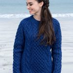 Knitted sweaters for fashionistas in different designs