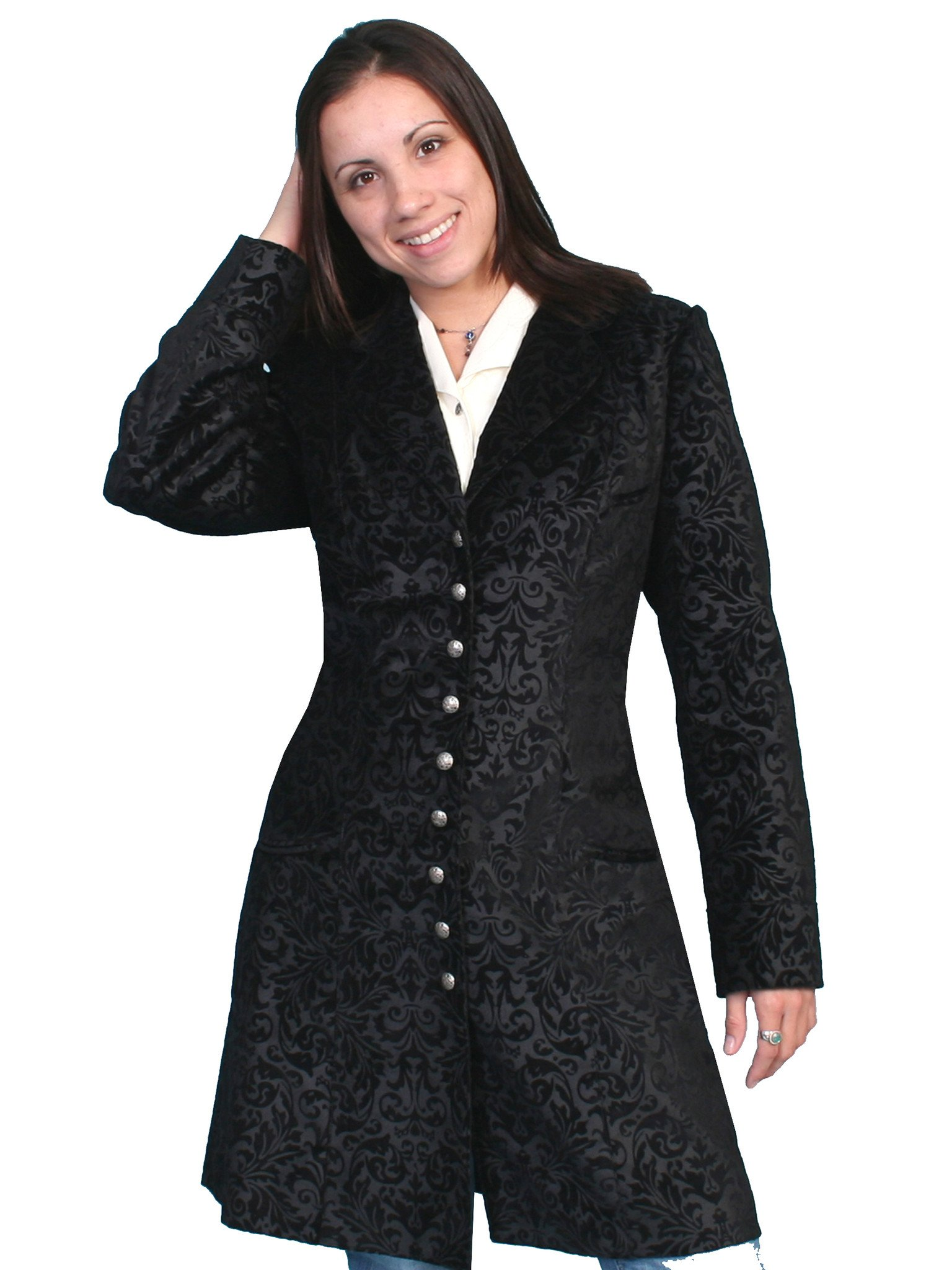 d9b2f8219 Ladies frock coat – a classic of the fashion world – ChoosMeinStyle