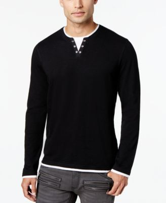 Long Sleeve Shirts for Men main image IXUOMEA