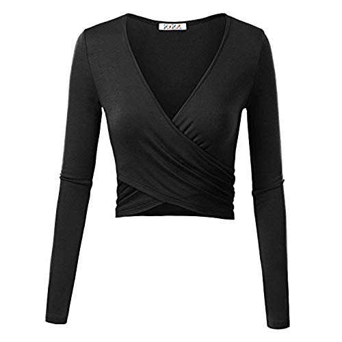 Long Sleeve Tops in various designs enrich the wardrobe