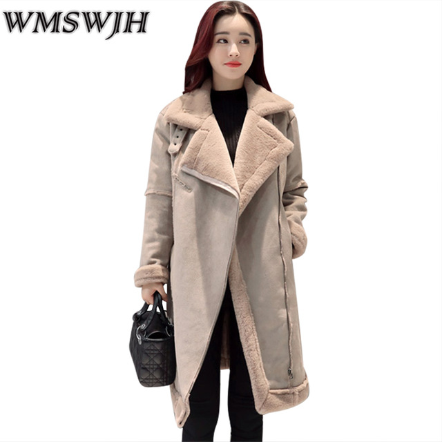 Long Winter Women's Coats 2018 new fashion warm winter jacket women coat big yards long winter coats RGEYMCH