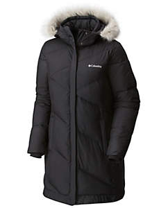 Long Winter Women's Jackets womenu0027s snow eclipse™ mid jacket SOIEDJE